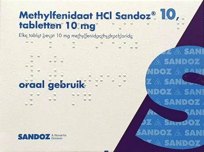 ritalin sandoz product